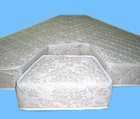 Latex Foam Boat Mattress (V-Berth)